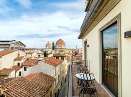 Machiavelli Palace, Florence