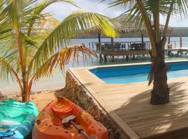 Tongan Beach Resort, Utungake