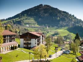 Mondi-Holiday Alpenblickhotel Oberstaufen, Oberstaufen