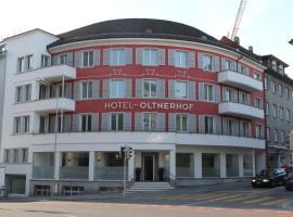 Hotel Oltnerhof, Olten