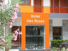 Hotel Des Roses, Atena