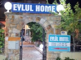Eylul Motel, Guzelyali