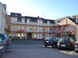 Hotel Eisenhower (ex King Hôtel), Port-en-Bessin-Huppain