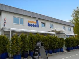 Sentrum Hotel, Nordfjordeid