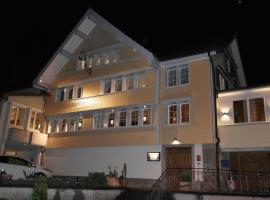 Gasthof Krone, Wolfhalden