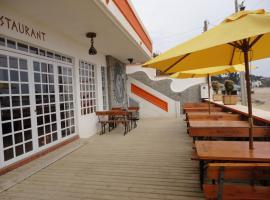 Anrobru Sunset Beach Hotel & Restaurant, El Quisco