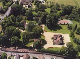 Domaine de la Reposée, Fermaincourt