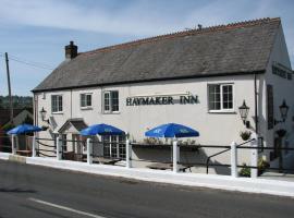 The Haymaker Inn, Чард