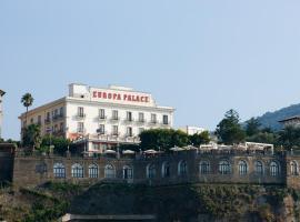 Grand Hotel Europa Palace, Sorrento