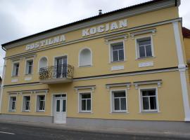 Gostilna in prenočišče KOCJAN, Bizeljsko