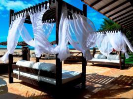 Aimberê Eco Resort Hotel, Coqueiro