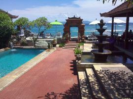 Hotel Puri Oka, Candidasa