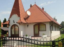 Tornyos Villa, Balatonberény