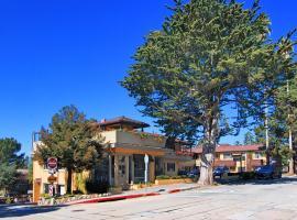 Best Western Carmel's Town House Lodge, Carmel