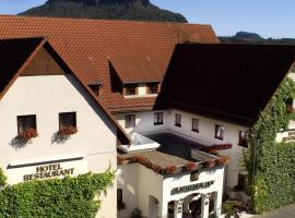 Hotel Rathener Hof ***S, Struppen