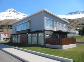 Seydisfjördur Apartment, Seyðisfjörður