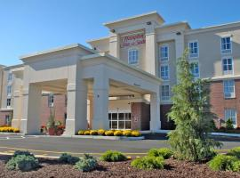 Hampton Inn & Suites Plymouth, 플리머스