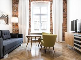 Relaks Apartamenty, Краков