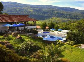 Hotel Sierra de la Cruz, Valle de San José