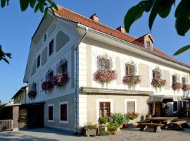 Altes Hammerherrenhaus, Übelbach