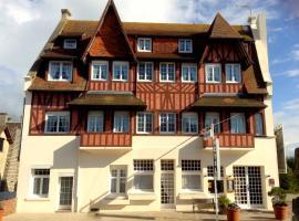 Hotel De La Mer, Блонвиль-сюр-Мер