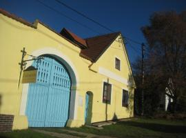 Penzion Žuhansta, Bušovice