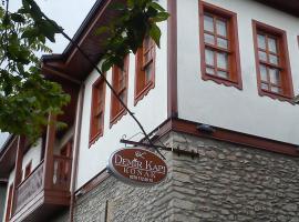 Demirkapi Konak Hotel, Safranbolu