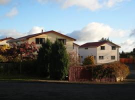 Ossies Motels and Chalets, Ohakune