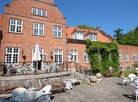 Sauntehus Castle Hotel, Hornbæk