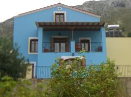 Blue Villa, Kálymnos