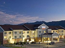Fairfield Inn and Suites by Marriott Colorado Springs North Air Force Academy, Colorado Springs