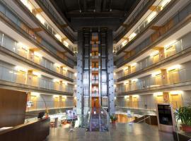 ユーロホテル バルセロナ グランヴィア フィラ