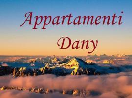 Appartamenti Dany, Arabba