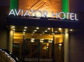 The Aviator Hotel, Sywell