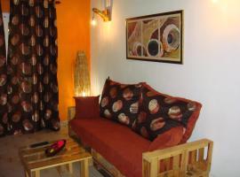 Rouseli Apartments, Almiros Beach