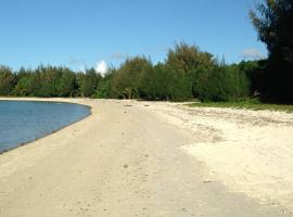 Sunny Bay Beach Bach, Rarotonga