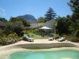 Mooring House, Somerset West