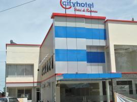 City Hotel Kendari, Pipulu