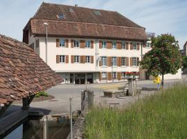 Avenches Youth Hostel, Avenches