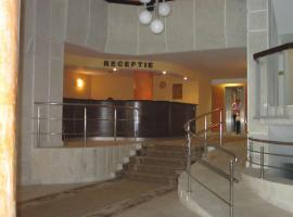 Hotel Oltenia, Băile Govora