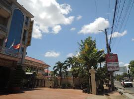 Sovann Phum Hotel and Restaurant, Kampong Chhnang