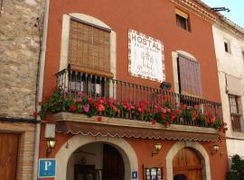 Hostal Restaurant Populetus