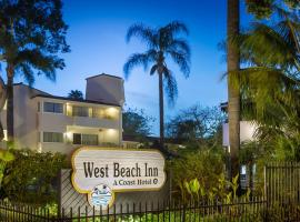West Beach Inn, a Coast Hotel, Santabarbara