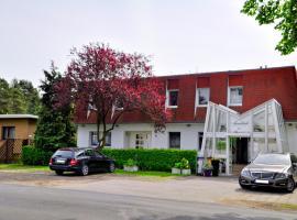 Hotel Annablick, Strausberg
