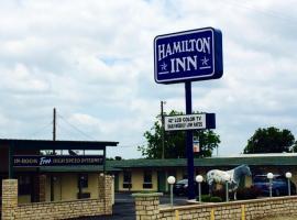 Hamilton Inn, Hamilton
