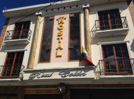 Hostal Real Colon Aguilar, Loja