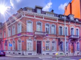 Hotel St James, Mons