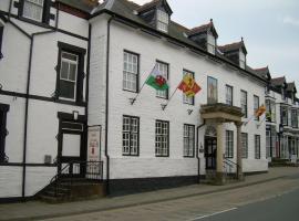 Owain Glyndwr Hotel, Corwen
