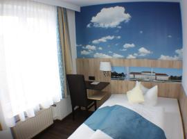 藍鯉魚酒店, 奧伯斯赫雷斯海姆