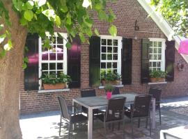 Hotel Boerderij Restaurant De Gloepe, Diffelen